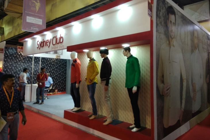 Exhibition Stall Rental : Palvekar exhibition stall designer and fabricator